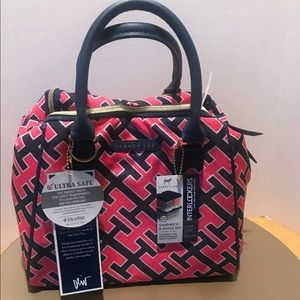 Dabney Lee Cute Insulated Tote Bag